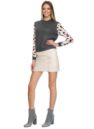 Cubic Sweatshirt Füme